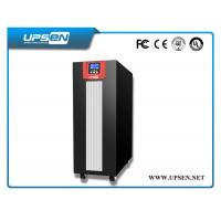 Buy cheap 60KVA 48KW 3 Phase Uninterruptible Power Supply industrial UPS System with Copper Transfromer from wholesalers