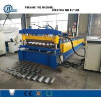 Buy cheap Sheet Metal Roofing High Rib Corrugated Roll Forming Machine For Wall Cladding from wholesalers