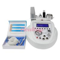 Buy cheap Scrubber Ultrasound Iontophoresis Microdermabrasion Skin Care Beauty Machine from wholesalers
