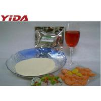 Buy cheap Iota Carrageenan Food Additive Completely Soluble In Hot Water High Viscosity Solutions from wholesalers