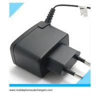 Buy cheap Hot sell abs black smart phone charger,travel phone charger from wholesalers
