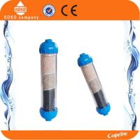 Buy cheap 10 inch Clean Plush Copper 3 Stage Water Filter Cartridges Whole House For Residential Water Treatment from wholesalers