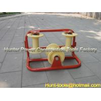 Buy cheap Heavy Duty Cable Roller Cable Laying Rollers supplier from wholesalers