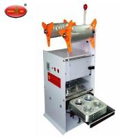 Buy cheap NC4 Manual Plastic Cup Sealing Machine from wholesalers