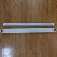 Buy cheap LED iron fluorescent lamp light fixture,T8 support from wholesalers