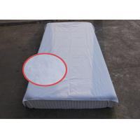 Buy cheap Breathable Waterproof Crib Mattress Cover , Crib Mattress Pad Cover from wholesalers