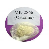 Buy cheap White Ostarine MK 2866 Sarms Anabolic Steroids For Muscle Bone Growth from wholesalers
