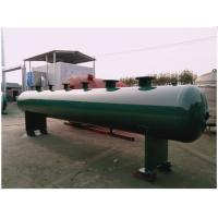 Buy cheap High Pressure Mechanical Active Heat Exchange Equipment Separator Vessel Vertical from wholesalers