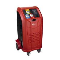 Buy cheap LCD Screen Database Automotive Refrigerant Recovery Machine Big Storage Cylinder from wholesalers