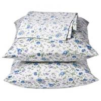 Buy cheap OEM Printed Cotton Home Bed Sheet Sets / Hotel Bedding Set Single Size or Double Sizie from wholesalers