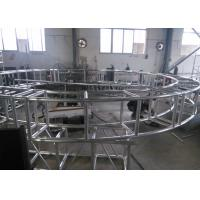 Buy cheap Customized Spigot Circular Lighting Truss  For Trade Show / Exhibition Booth from wholesalers