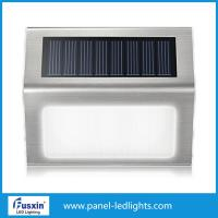 Buy cheap Small Solar Stairs Step Modern Decorative Wall Light Full Charged Working 6~8hours from wholesalers