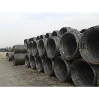 Buy cheap 6.5mm / 5.5mm Welding Material H08CrMoA Wire Rod Coil Hot Rolled from wholesalers