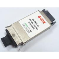 Buy cheap 6COM GBIC Transceiver Module Compatible Milan MIL-GBIC-LX product