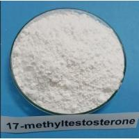 Buy cheap Raw Anabolic Testosterone Steroid Hormone 17 -Methyltestosterone Powder CAS 58-18-4 from wholesalers