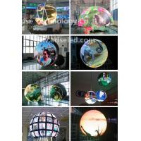 Buy cheap LED ball/Led Screen Ball/LED spheres/Sphere LED displays P4 P5 P6 P7.62 P8 P10 P14.65 P16 P20 from wholesalers