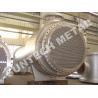 Buy cheap Zirconium 60702 Floating Head Heat exchanger from wholesalers