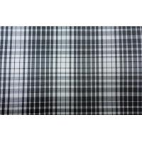 Buy cheap 100% Polyester Yarn Dyed Check Memory Fabric from wholesalers