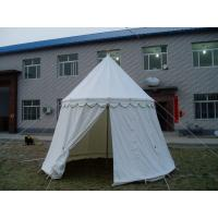 Buy cheap Canvas Mongolian Yurt Tent from wholesalers
