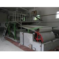 Buy cheap Model 787 tissue paper /toilet paper making machine from wholesalers
