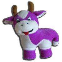 China Plush Purple Cow Toy (TX206) on sale