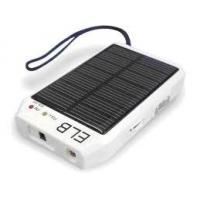 Buy cheap Solar Power Cell Phone Battery Charger for Flashlight Torch from wholesalers