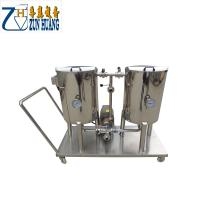 Buy cheap Microbrewery 1000L Craft Beer Equipment Commercial For Hotels CE Approval from wholesalers