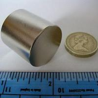 Buy cheap NdFeB Magnets (N35 D15*20mm) from wholesalers