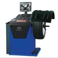 Buy cheap Kc-B990 Lcd / Crt Car Wheel Balancing Machine Opt Unbalancing Hiding Indicater Automatic D/A Data Input product
