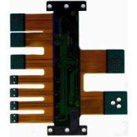Buy cheap Quick turn 4 layer rigid flex pcb design  ISO9001 / TS16949 approved from wholesalers