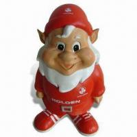 Buy cheap Polyresin Garden Gnome Statue, Customized Specifications are Accepted, OEM Orders are Welcome from wholesalers