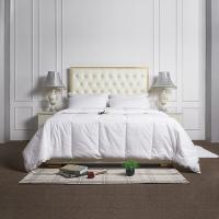 Buy cheap Comfortable Skin Friendly Light Weight Duvet , Hotel Down Proof Duvet Cover Quilt from wholesalers