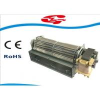 Buy cheap Crossflow Fan Blower High Performance Electric Motors For Fireplace , Shaded Pole Fan Motor from wholesalers