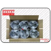 Buy cheap 8-98152901-0 Isuzu Piston Liner Set For 6HK1 EFI 8981529010 , Net Weight 2 kg from wholesalers