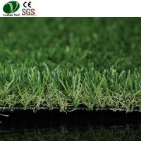 Buy cheap Natural Green Looking Synthetic Turf Grass For Commercial Leisure Places Flooring from wholesalers