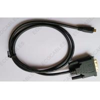 Buy cheap Automotive Stereo DVI Video Cable Digital HDMI Micro Cable With UL Approved from wholesalers