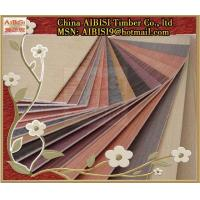 Buy cheap CARB 2.4-18mm Fancy Plywood and Decorative Plywood from wholesalers