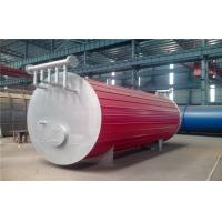 Buy cheap High Pressure Gas Fired Heating Oil Boiler High Efficiency For Wood / Electric from wholesalers