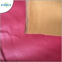 Buy cheap Non Deformable PVC Leather Fabric Modern Design For Shoes And Bags from wholesalers