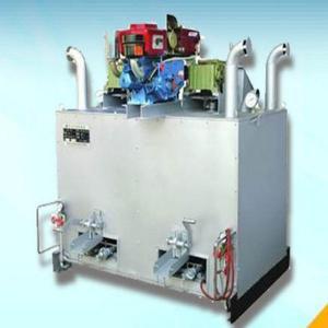 Buy cheap Double cylinder mechanical hot melt kettle XDJF-430kg×2 product