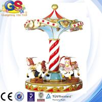 Buy cheap 2014 ITALY CAROUSEL kids rides used carousel horse for sale carousel for kids ride from wholesalers