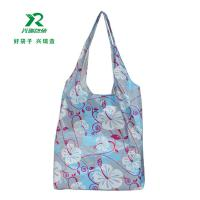 Buy cheap Waterproof environmental 190T 210D 420D oxford cloth shopping bag foldable polyester heavy duty tote bag from wholesalers