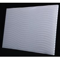 Buy cheap Corrugated plastic board(S style) from wholesalers
