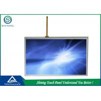 Buy cheap 4 Wire Resistive Industrial Monitors Touch Screens Sensor ITO Film / ITO Glass from wholesalers