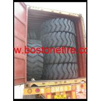 Buy cheap 20.5-25-20pr OTR tyres E3/L3 | Loader tyres product