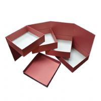 Buy cheap Paper folding presentation box from wholesalers