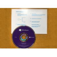 Buy cheap 100% Workable Windows 10 Professional DVD , Genuine Win 10 Pro License Key from wholesalers