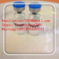 Buy cheap 99.9% Skin Tanning Injnectable growth hormone peptides 10mg Melanotan II Mt2 75921-69-6 from wholesalers