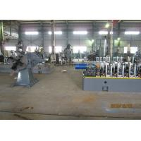 Buy cheap Durable Stainless Steel Pipe Production Line / Tube Making Machine from wholesalers