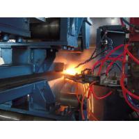 Steel Pipe Making Machine , Tube Rolling Machine With HF Welded